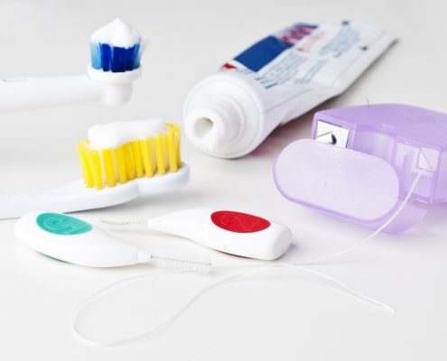 dental-hygiene-tools